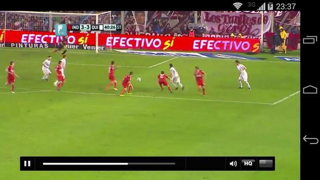 Fútbol para todos los gustos screenshot 1