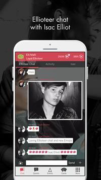 Isac Elliot App poster