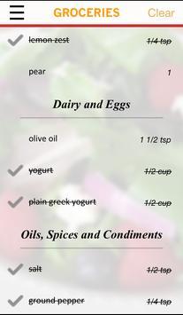 17 Day Diet Meal Plan apk screenshot
