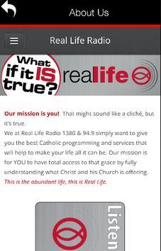 Real Life Radio apk screenshot