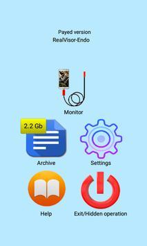 Android Endoscope, USB camera. Video & Photo screenshot 3