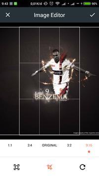Kareem Benzema Wallpaper apk screenshot