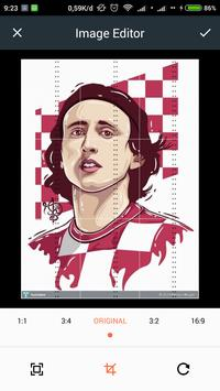 Luka Modric Wallpaper High Definition poster