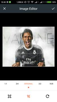 HD Raphael Varane Wallpaper apk screenshot