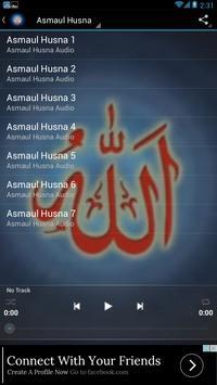 Asmaul Husna Audio poster