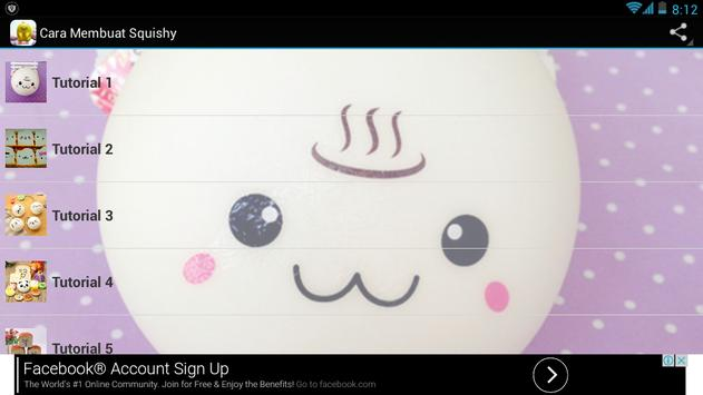 Cara Membuat Squishy apk screenshot