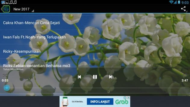 Lagu Indonesia Terbaru 2017 apk screenshot