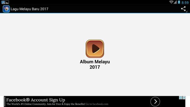 Lagu Melayu Baru 2017 poster