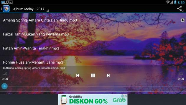 Lagu Melayu Baru 2017 apk screenshot