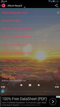 Lagu Nasyid screenshot 5