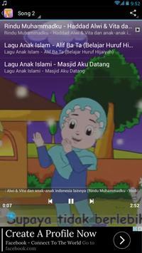 Lagu Ramadhan Anak Islami screenshot 3