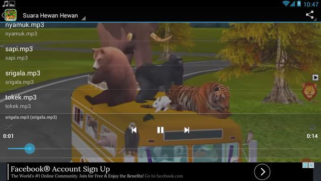 Suara Hewan apk screenshot