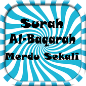 Surah Al-Baqarah Merdu icon