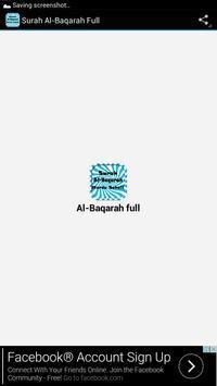 Surah Al-Baqarah Merdu apk screenshot