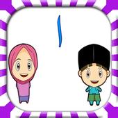Video Lagu Anak Muslim icon