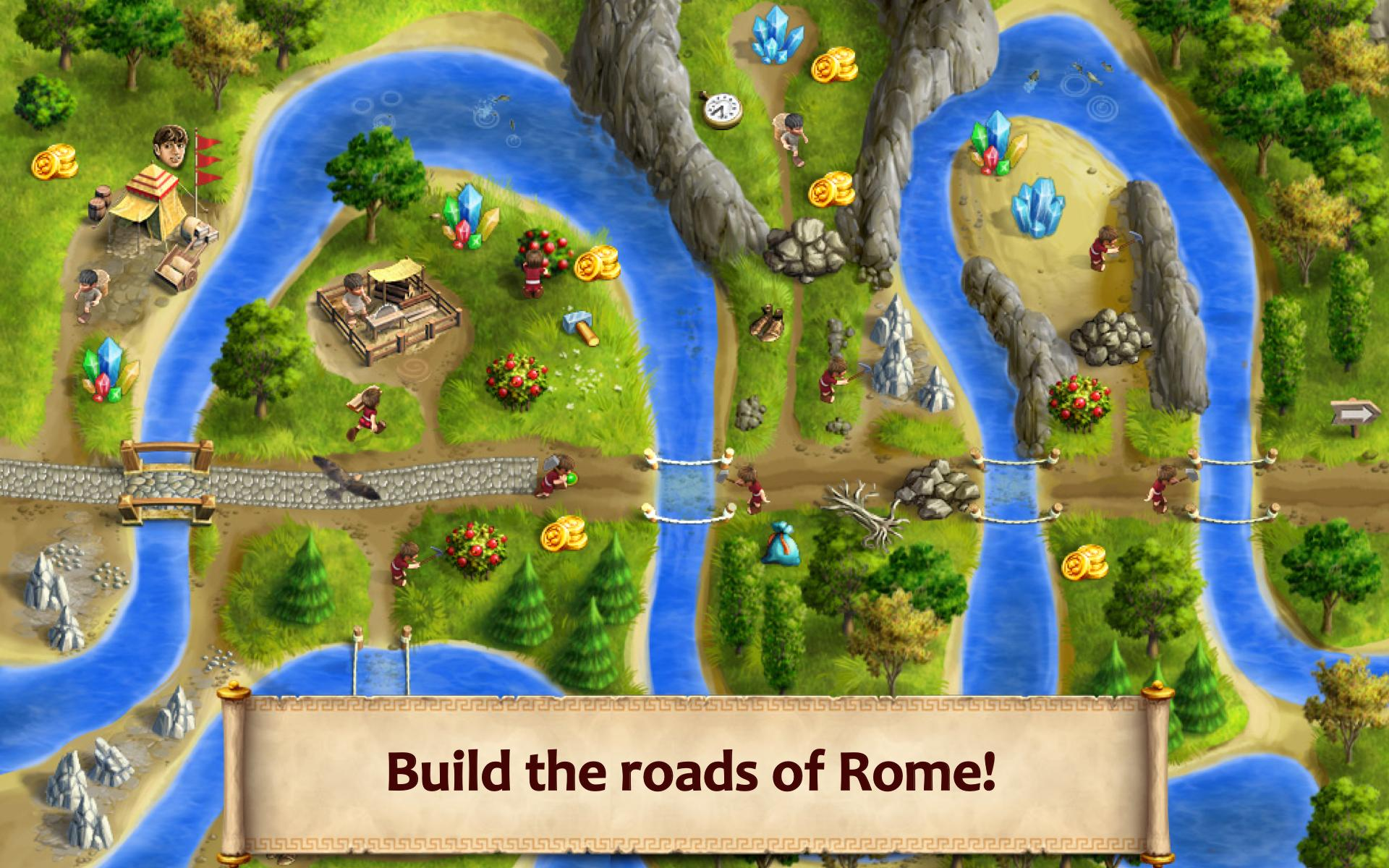 Roads of Rome 1 for Android - APK Download