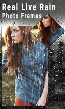 Real Live Rain Photo Frames screenshot 14