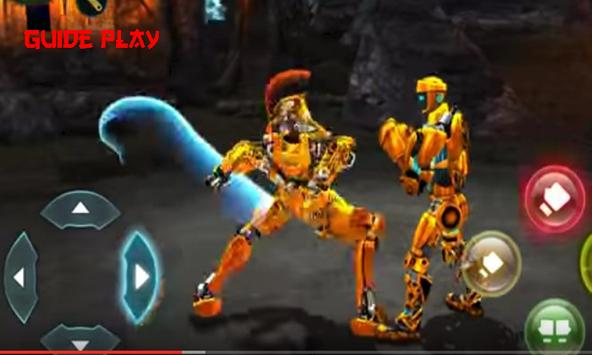 Guide for Real Steel Champions screenshot 1