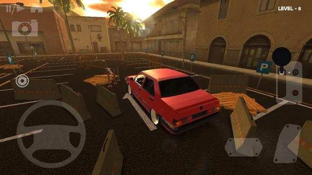 Real Şahin Parking apk screenshot