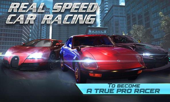 Real Speed Car Racing poster