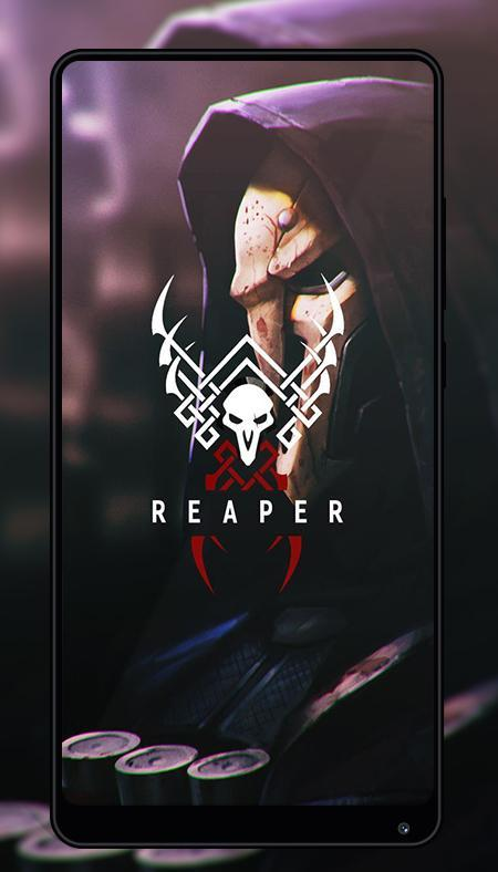 Reaper Overwatch Wallpapers Hd For Android Apk Download