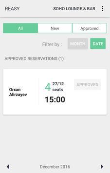 REASY ADMIN (Restaurant Admin) apk screenshot