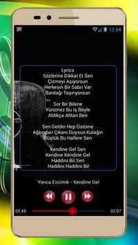 YONCA EVCIMIK - Kendine Gel screenshot 3
