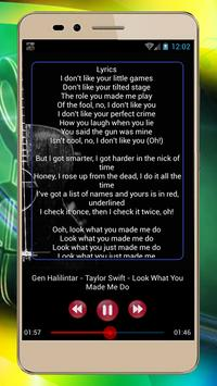 Lagu Gen Halilintar & Lirik screenshot 4