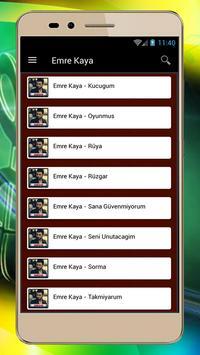 Emre Kaya - Rüzgar screenshot 1