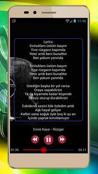Emre Kaya - Rüzgar screenshot 2