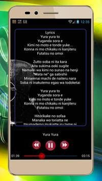 OST BORUTO & Lyric screenshot 1