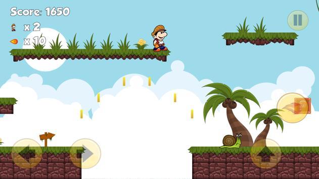 Super Jungle with Mario Junior screenshot 1