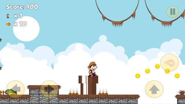 Super Jungle with Mario Junior screenshot 2