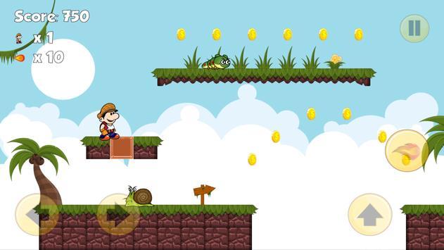 Super Jungle with Mario Junior screenshot 4