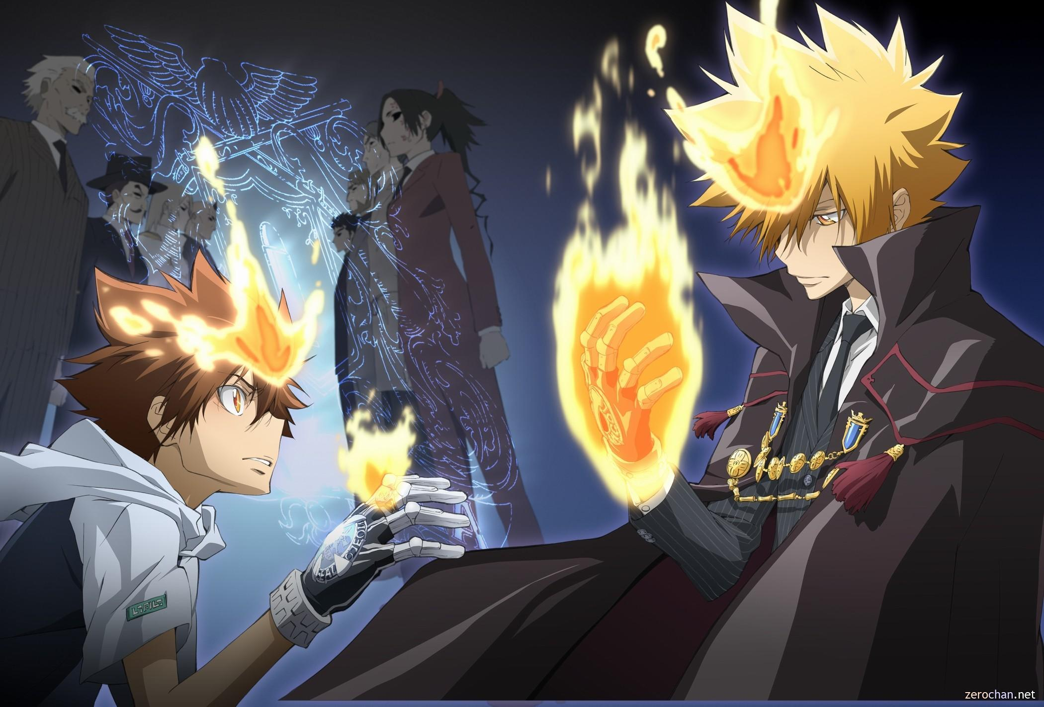 27+ Katekyo Hitman Reborn Wallpaper 1920X1080 Pictures