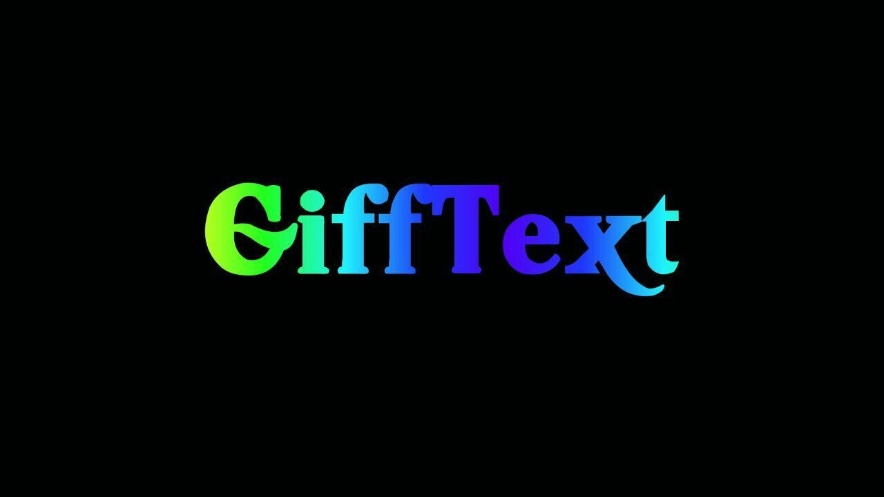 Gif Text Gif Maker Gifftext for Android - APK Download