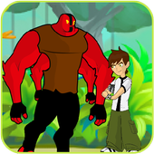 Ben and the 10 Aliens Adventure univers icon