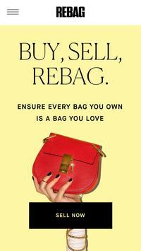 Rebag - Luxury Resale poster