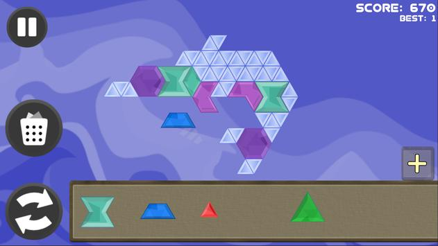 Puzzle Inlay Lost Shapes apk screenshot