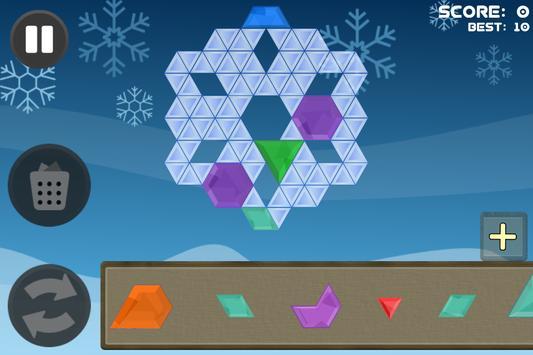 Puzzle Inlay Lost Shapes screenshot 1
