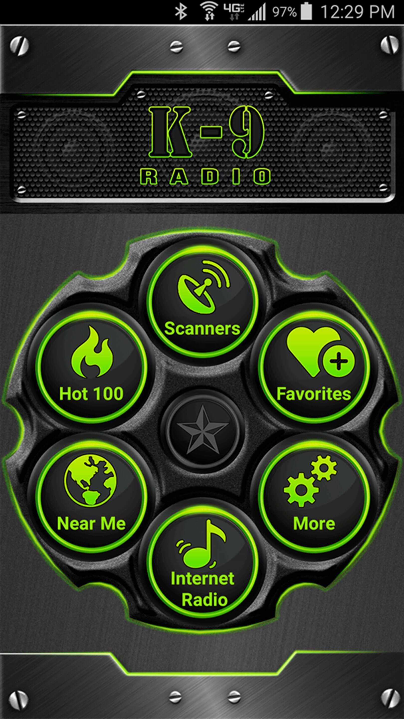 K9 Radio Free - Police Scanner 🚓🚨 for Android - APK Download