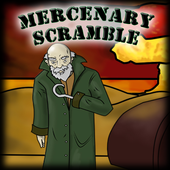 Mercenary Scramble Demo icon
