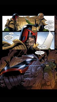 2000 AD Comics and Judge Dredd apk screenshot