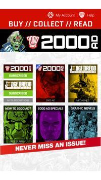 2000 AD Comics and Judge Dredd screenshot 2