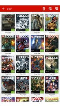2000 AD Comics and Judge Dredd screenshot 3