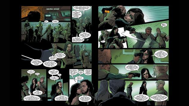 2000 AD Comics and Judge Dredd screenshot 5