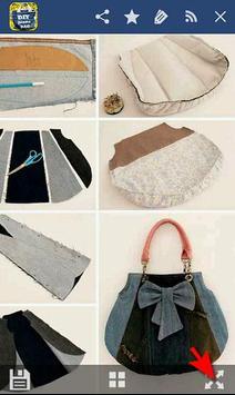 100 DIY Jeans BAG screenshot 3