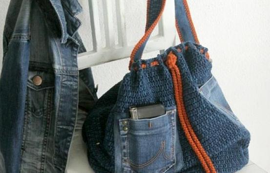 100 DIY Jeans BAG screenshot 11