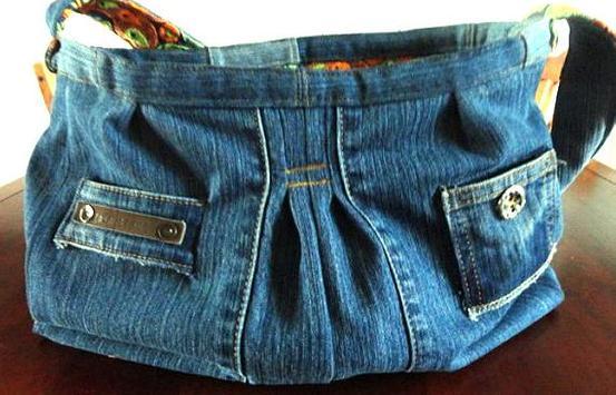 100 DIY Jeans BAG screenshot 12
