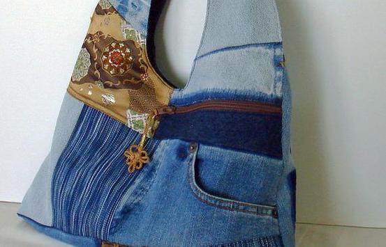 100 DIY Jeans BAG screenshot 13
